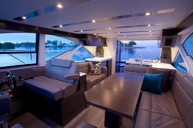 2022 Cruisers Yachts                                                              54 Fly Image Thumbnail #12