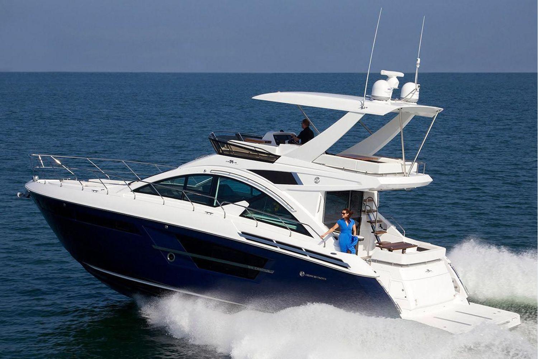2022 Cruisers Yachts                                                              54 Fly Image Thumbnail #3