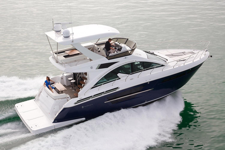 2021 Cruisers Yachts                                                              54 Fly Image Thumbnail #5