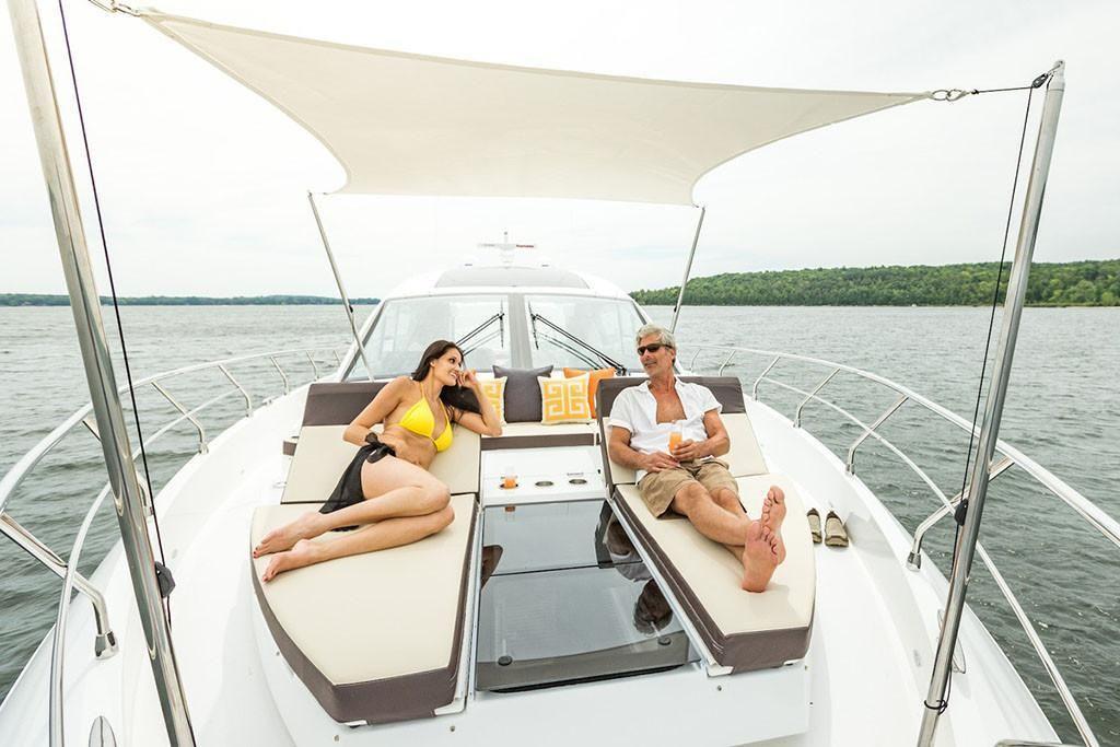 2021 Cruisers Yachts                                                              60 Cantius Image Thumbnail #4