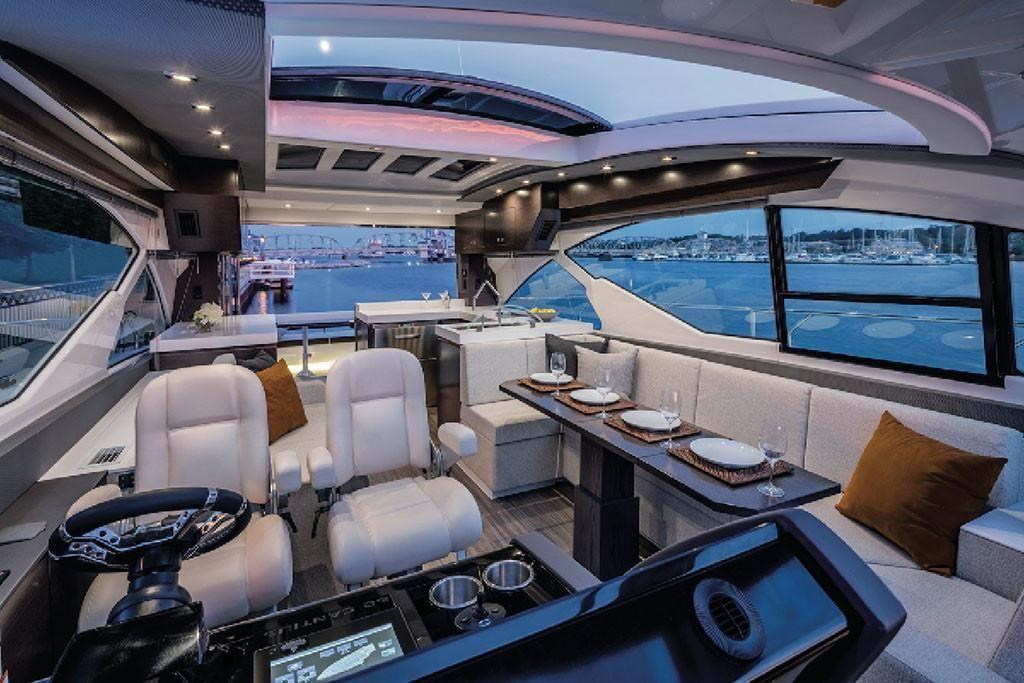 2021 Cruisers Yachts                                                              60 Cantius Image Thumbnail #9