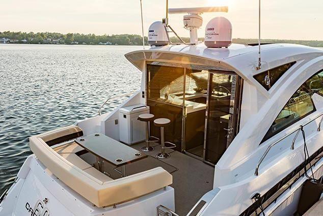 2021 Cruisers Yachts                                                              60 Cantius Image Thumbnail #6