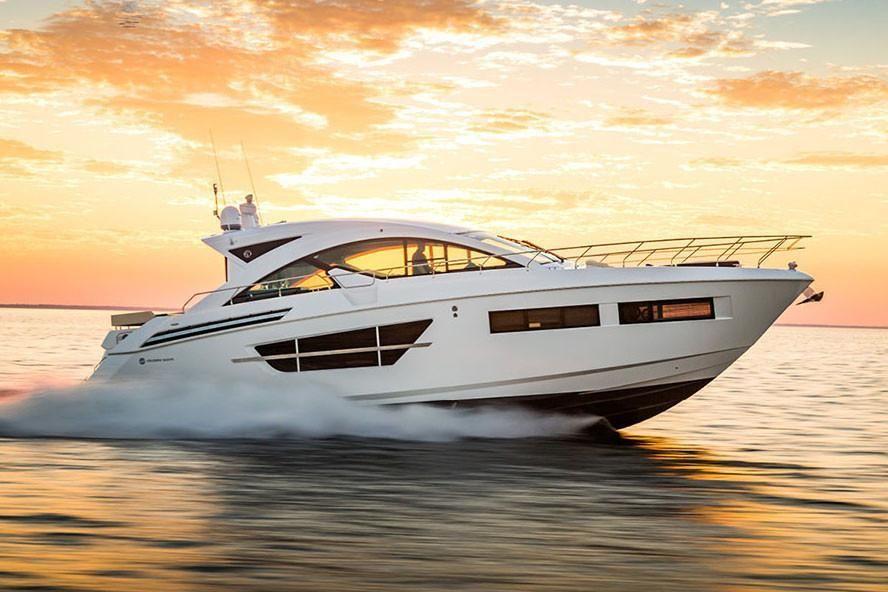 2021 Cruisers Yachts                                                              60 Cantius Image Thumbnail #1