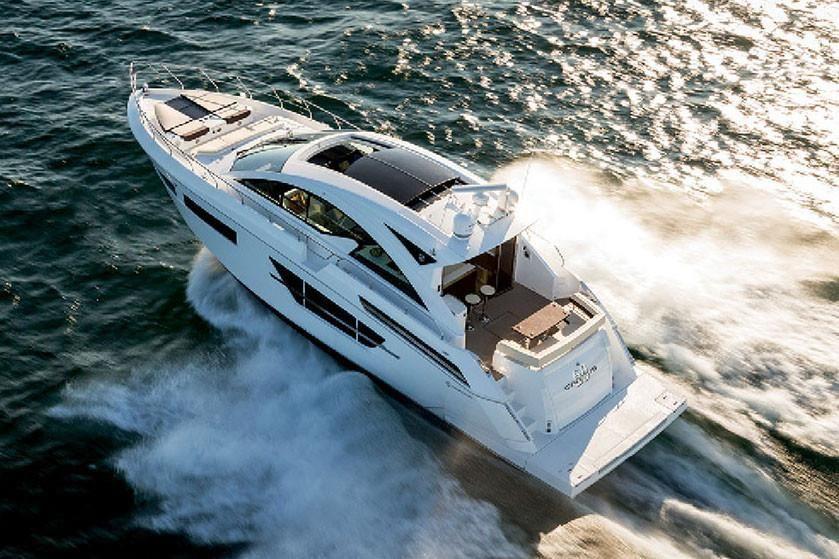 2021 Cruisers Yachts                                                              60 Cantius Image Thumbnail #2