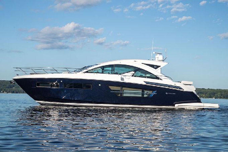 2021 Cruisers Yachts                                                              60 Cantius Image Thumbnail #3