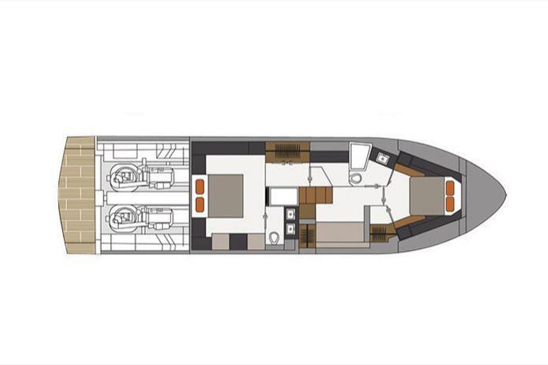 2021 Cruisers Yachts                                                              60 Cantius Image Thumbnail #23
