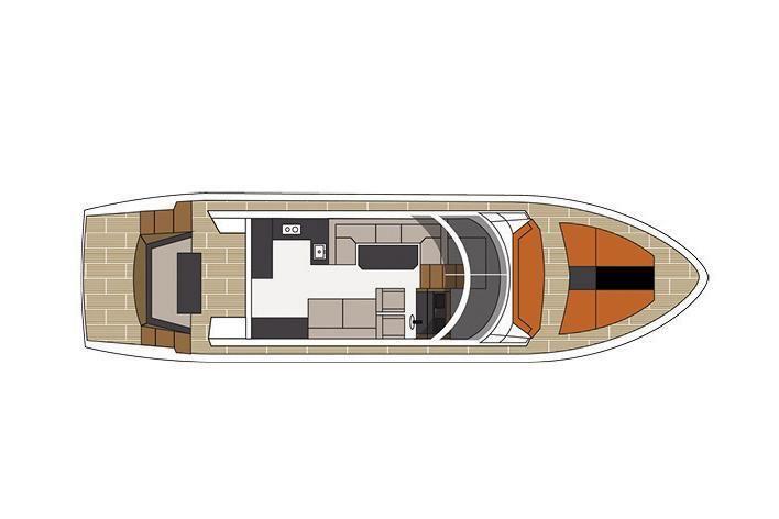 2021 Cruisers Yachts                                                              60 Cantius Image Thumbnail #22