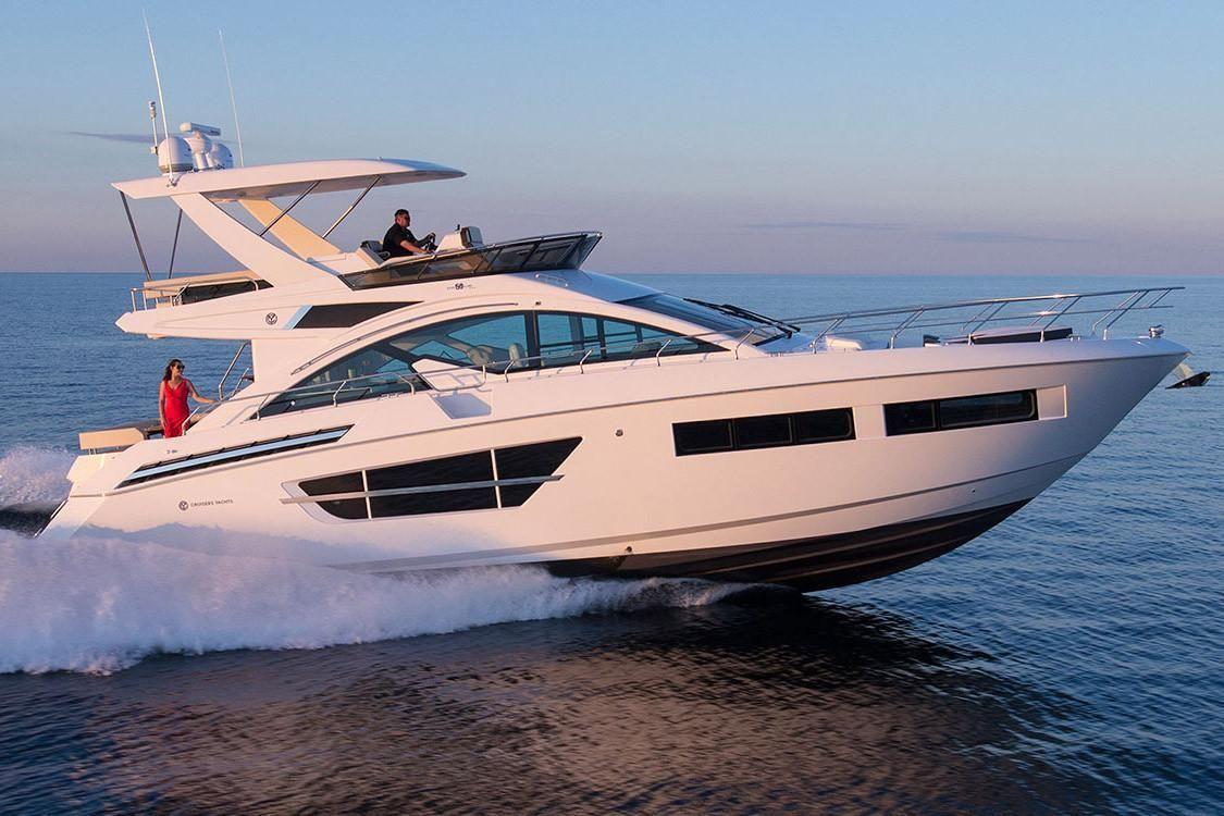 2022 Cruisers Yachts                                                              60 Fly Image Thumbnail #1