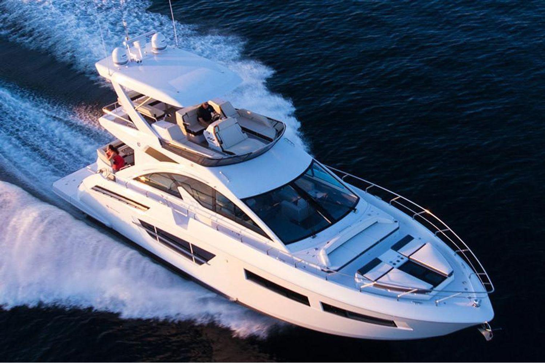 2022 Cruisers Yachts                                                              60 Fly Image Thumbnail #0