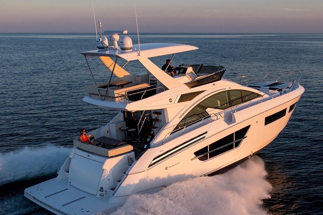2022 Cruisers Yachts                                                              60 Fly Image Thumbnail #2