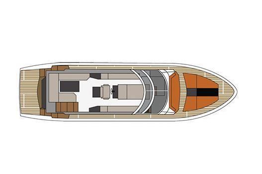 2022 Cruisers Yachts                                                              60 Fly Image Thumbnail #20