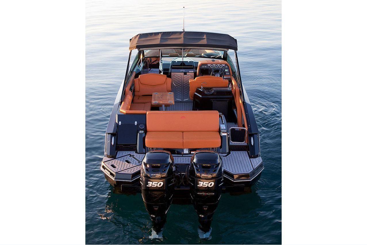 2021 Cruisers Yachts                                                              338 Outboard Image Thumbnail #4