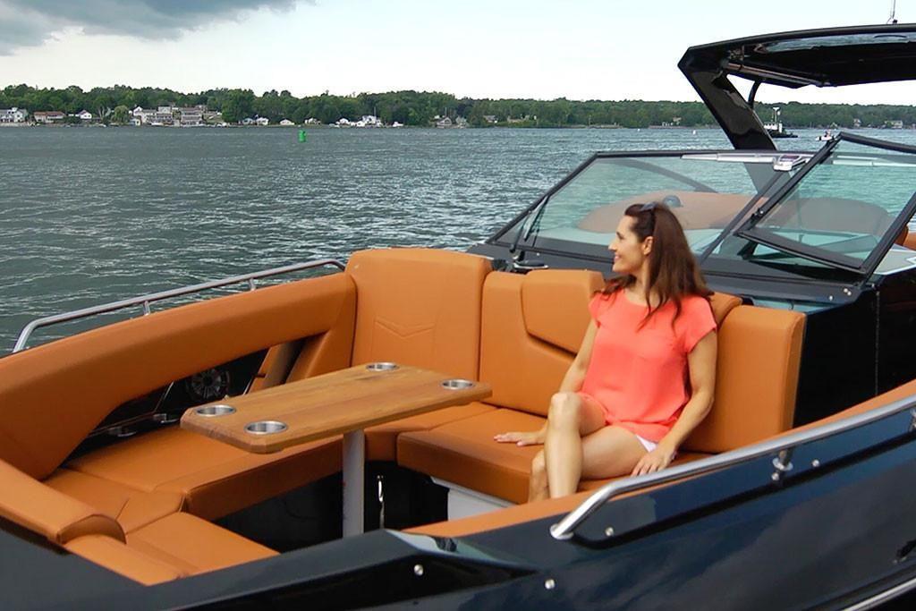 2021 Cruisers Yachts                                                              338 Outboard Image Thumbnail #5