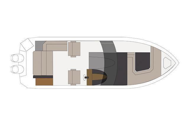 2021 Cruisers Yachts                                                              338 Outboard Image Thumbnail #10