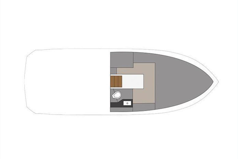 2021 Cruisers Yachts                                                              338 South Beach Edition Bow Rider Image Thumbnail #13