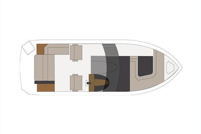 2021 Cruisers Yachts                                                              338 South Beach Edition Bow Rider Image Thumbnail #12
