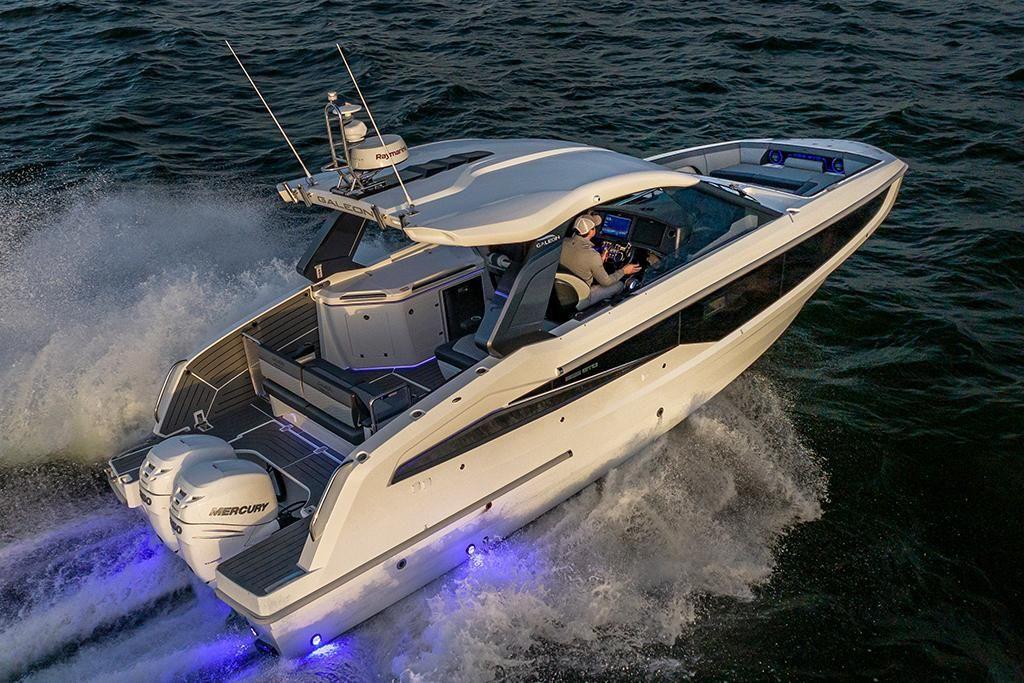 2022 Galeon                                                              325 GTO Image Thumbnail #3