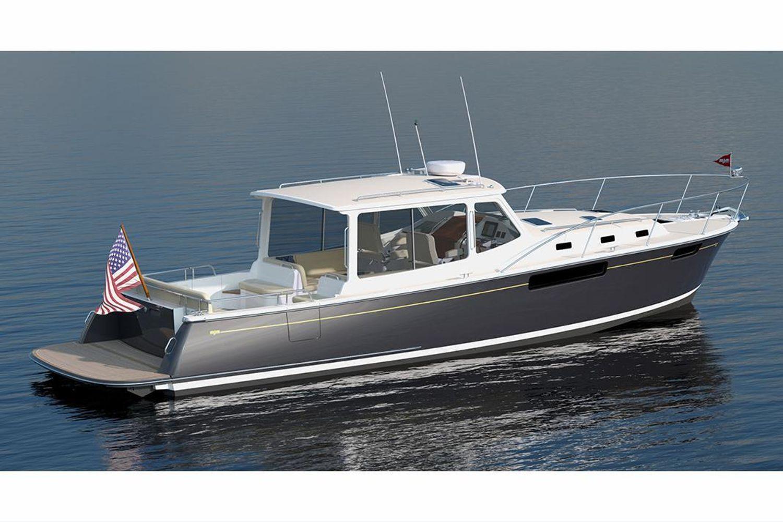 2022 MJM Yachts                                                              43zi Image Thumbnail #1