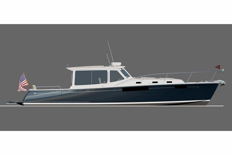 2022 MJM Yachts                                                              43zi Image Thumbnail #2