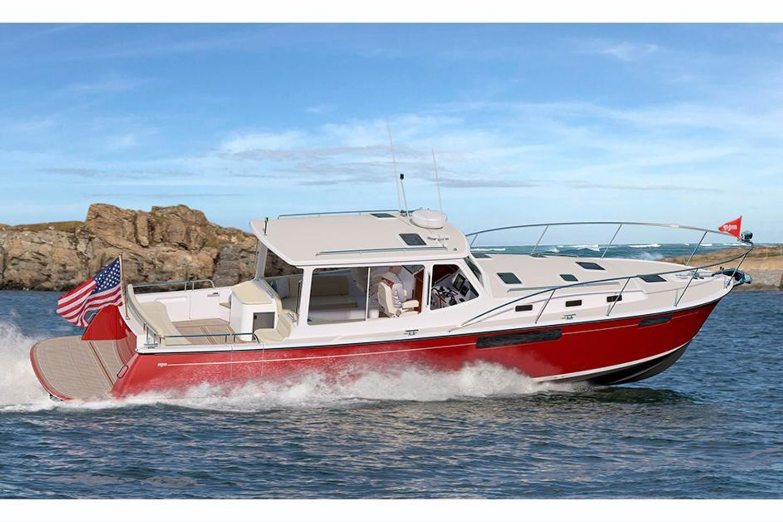 2022 MJM Yachts                                                              43zi Image Thumbnail #0