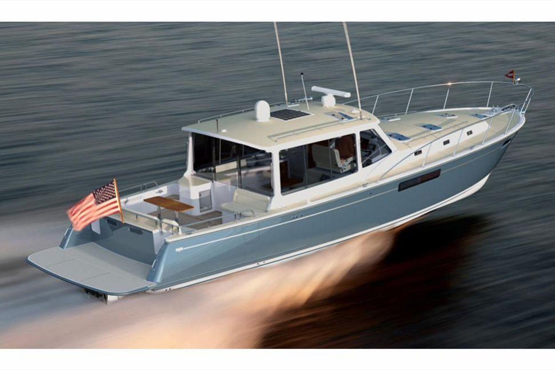 2021 MJM Yachts                                                              53zi Image Thumbnail #0