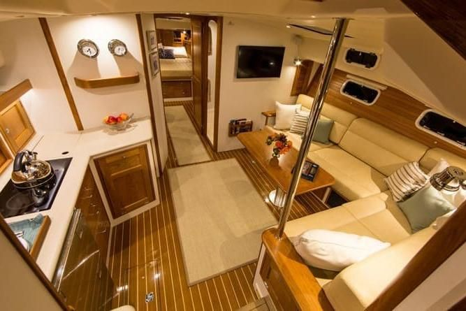 2021 MJM Yachts                                                              53zi Image Thumbnail #9
