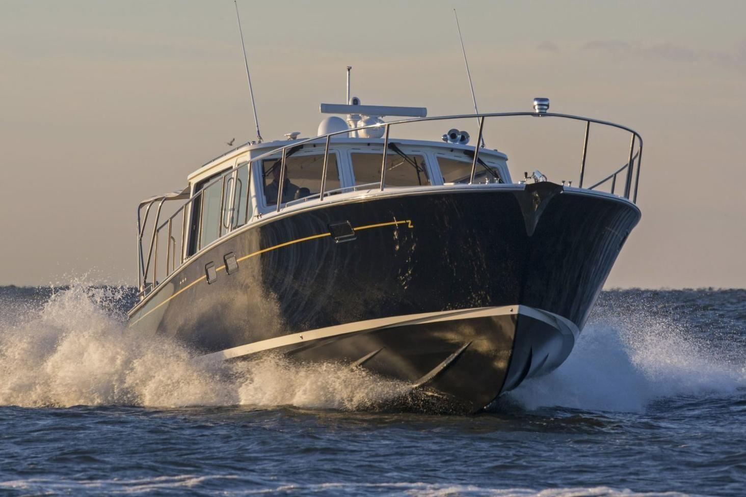 2021 MJM Yachts                                                              53zi Image Thumbnail #5