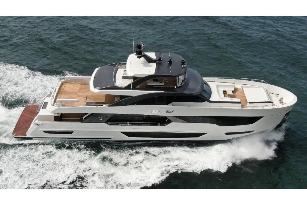 2022 Ocean Alexander                                                              35R Image Thumbnail #3