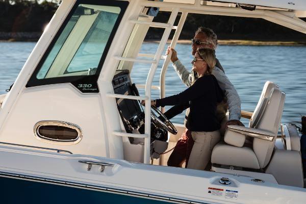 2022 Boston Whaler                                                              330 Outrage Image Thumbnail #19
