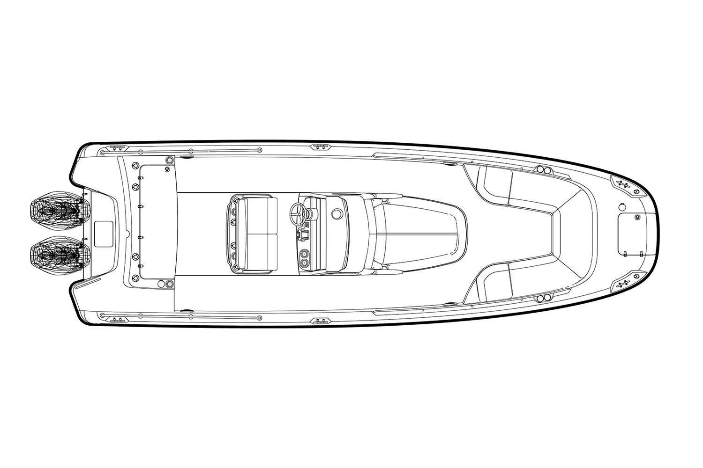2022 Boston Whaler                                                              270 Dauntless Image Thumbnail #20