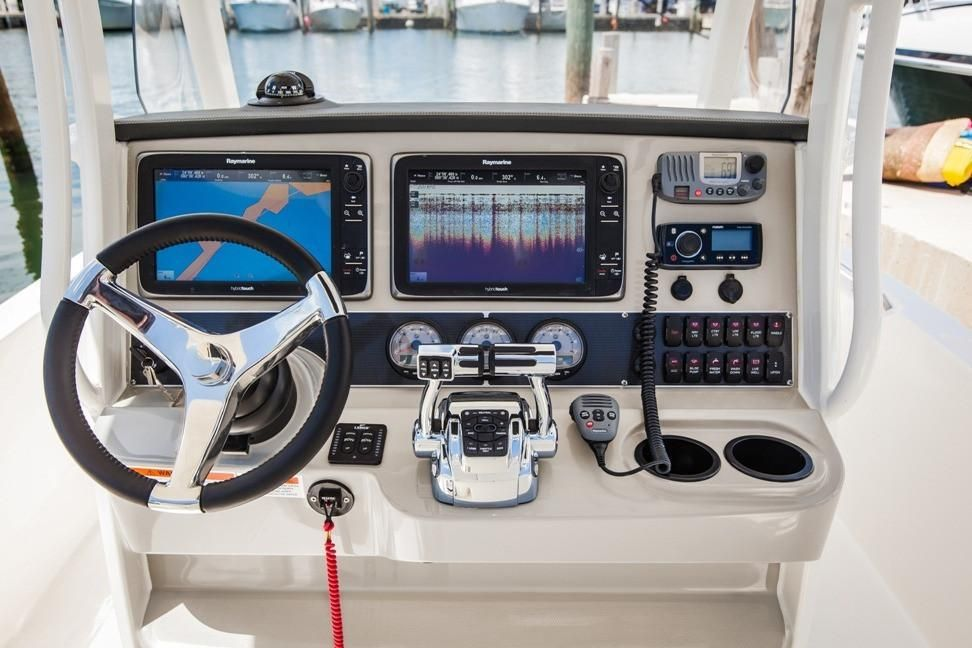 2022 Boston Whaler                                                              270 Dauntless Image Thumbnail #11