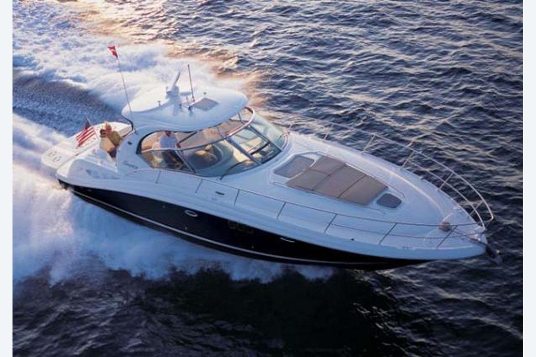 2008 Sea Ray                                                              44 Sundancer Image Thumbnail #0