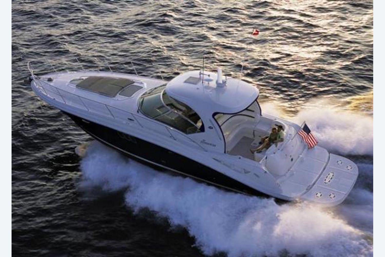 2008 Sea Ray                                                              44 Sundancer Image Thumbnail #1
