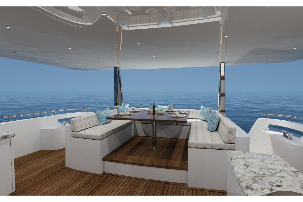2022 Ocean Alexander                                                              32L Image Thumbnail #9
