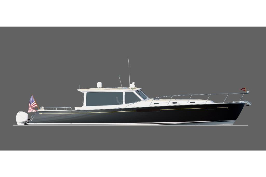 2022 MJM Yachts                                                              53z Image Thumbnail #26