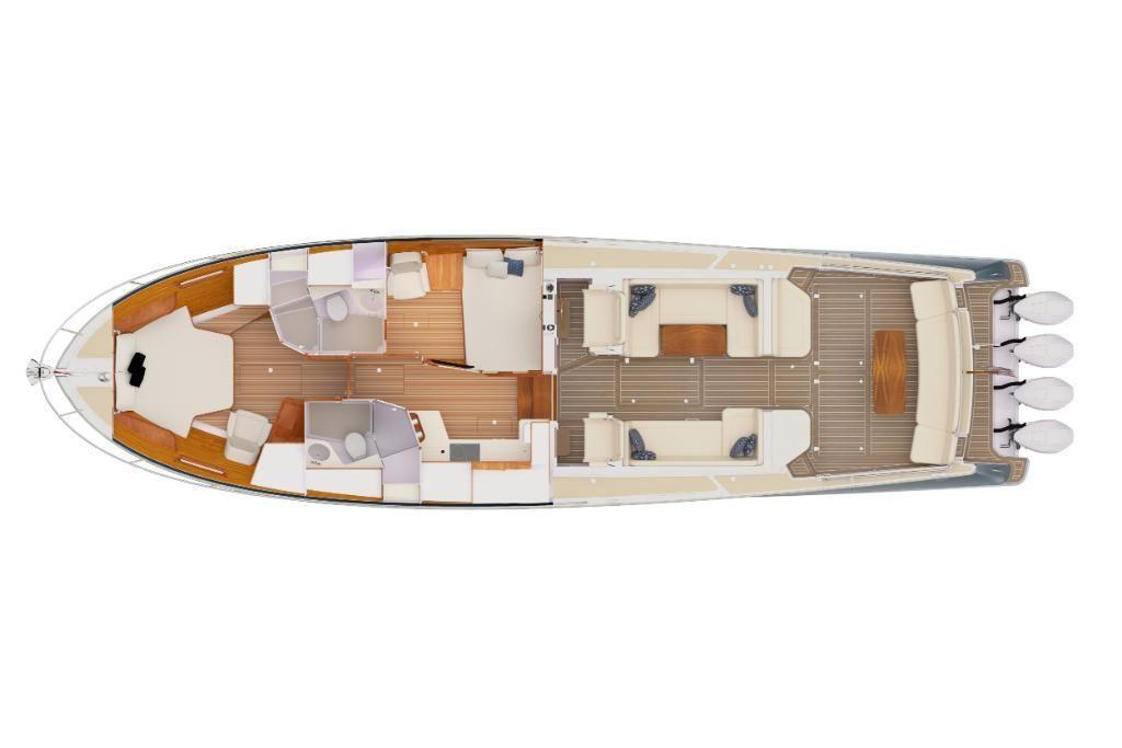 2022 MJM Yachts                                                              53z Image Thumbnail #25