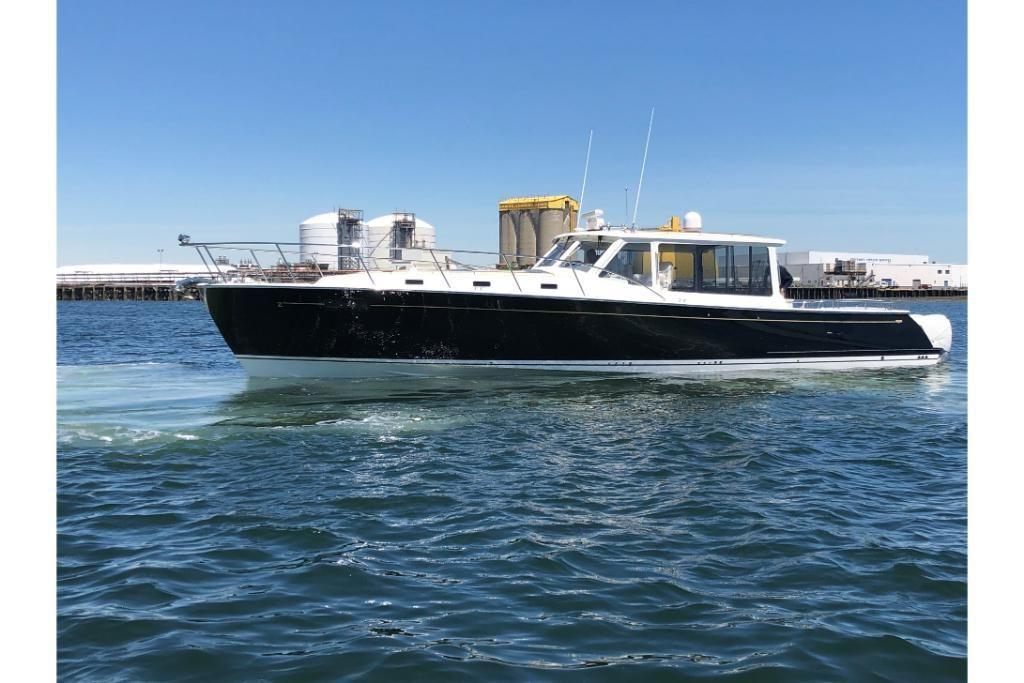 2022 MJM Yachts                                                              53z Image Thumbnail #1