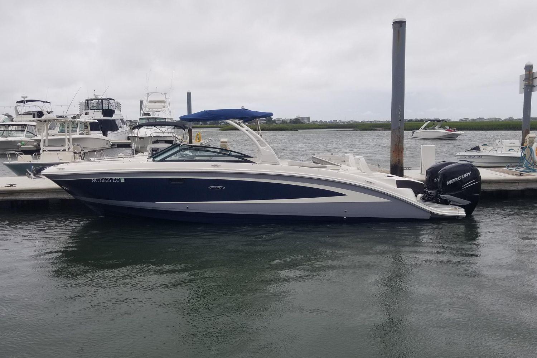 2017 Sea Ray                                                              SDX 290 OB Image Thumbnail #1