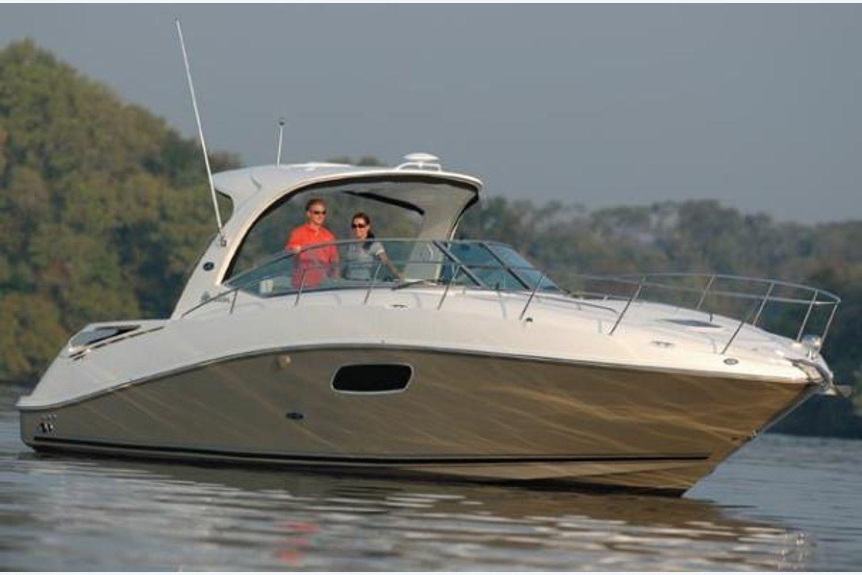 2009 Sea Ray                                                              350 Sundancer Image Thumbnail #0